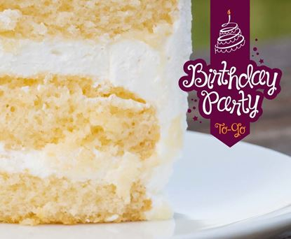 Birthday Party To Go